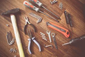 werkzeug des handwerkers